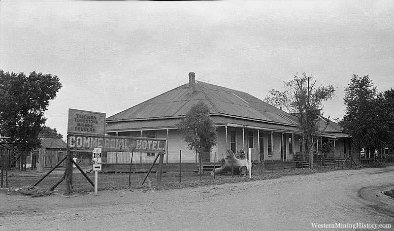Commercial Hotel 1937