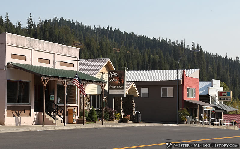 Pierce Idaho