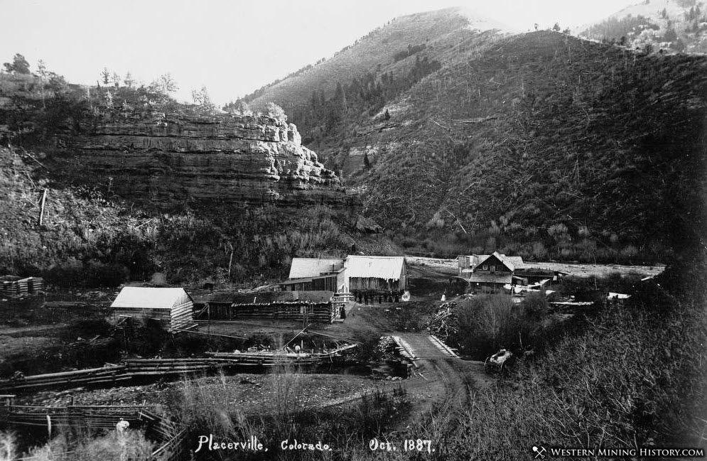 Placerville Colorado 1887