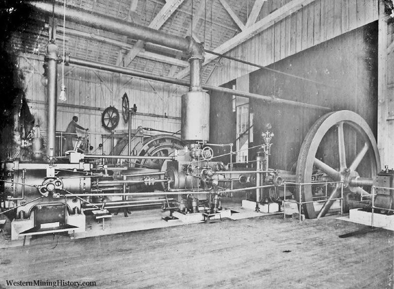 Red Boy Mine - Hoist and Compressor