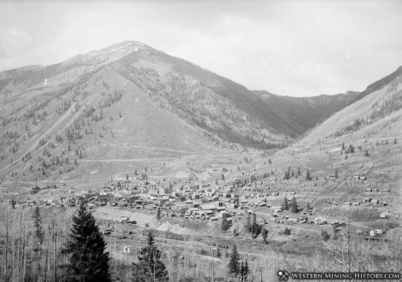Featured Mining Town: Rico, Colorado