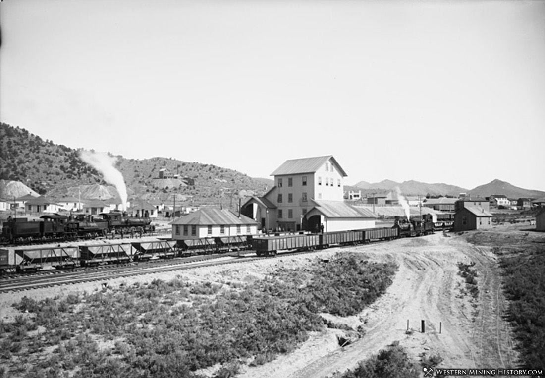 Silver City, Utah 1909