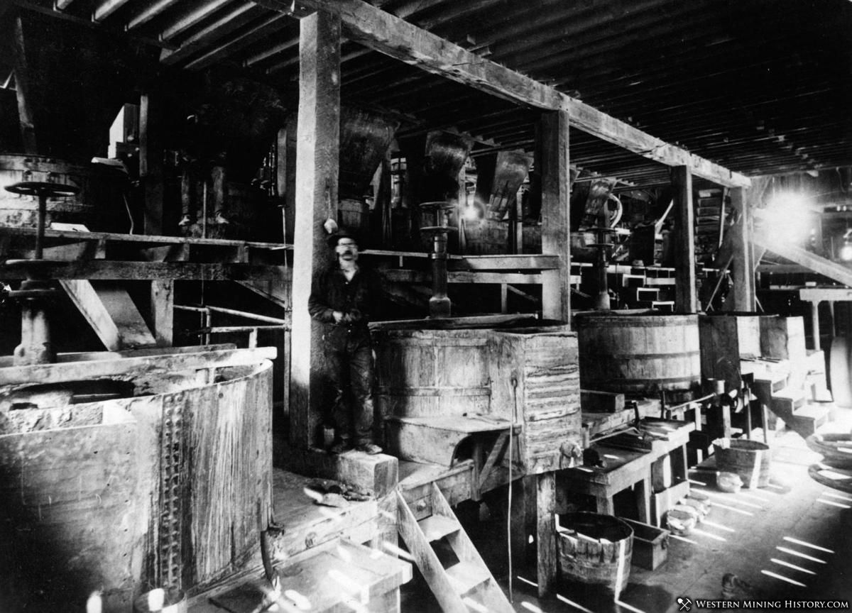 Silver King Mill ca. 1880s