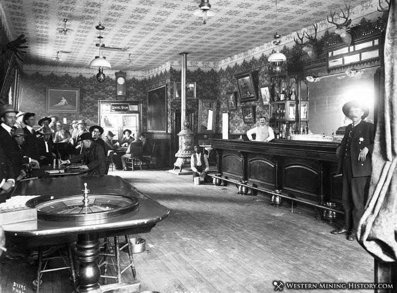 Cosmopolitan Saloon and Gambling Hall - Telluride Colorado