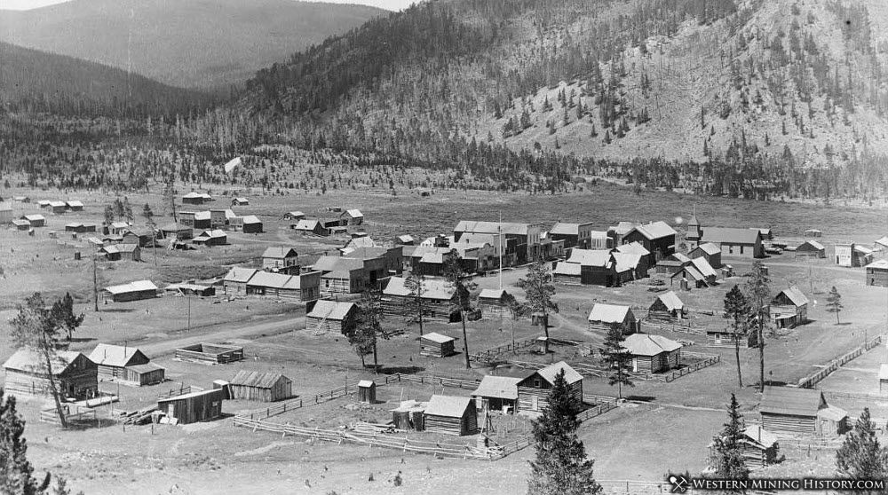 Image result for historic images of Tin Cup Colorado