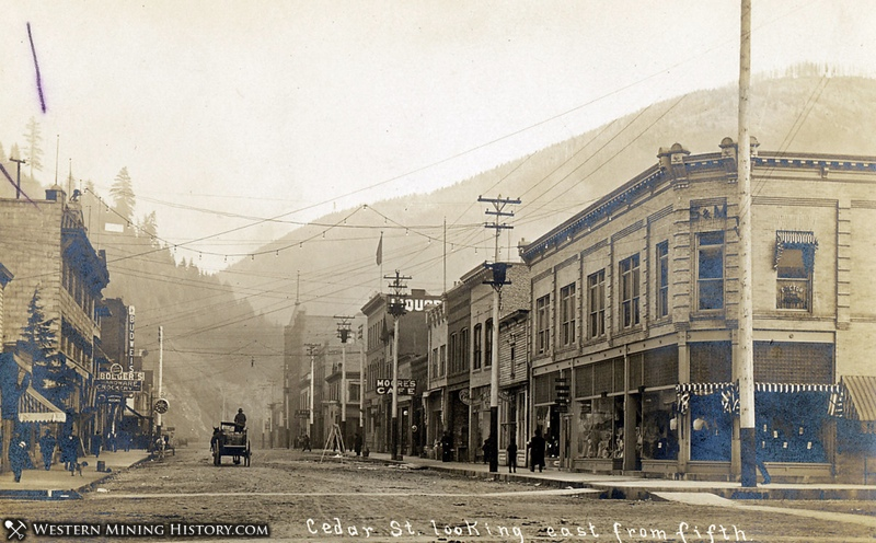 Wallace, Idaho 1910