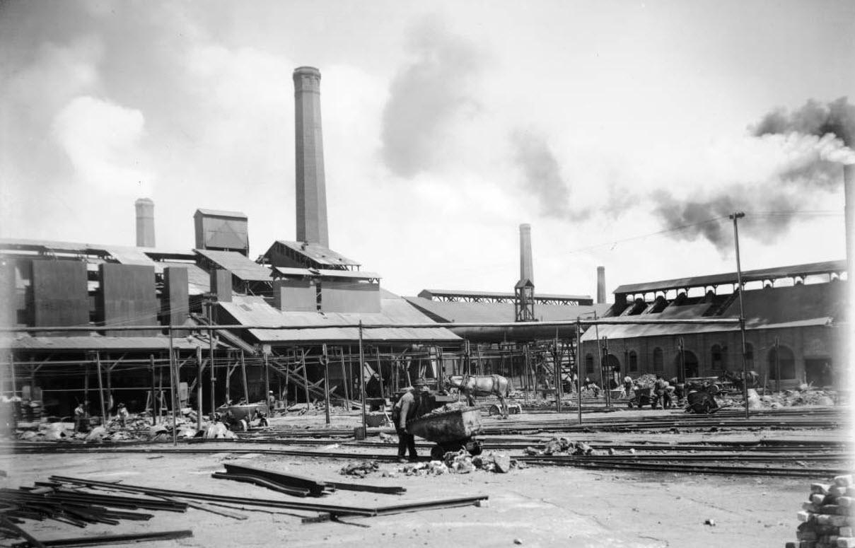 Globe Smelter Denver Colorado