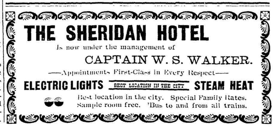 The Sheridan Hotel
