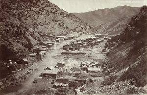 Extreme Isolation in 1870s Ophir, Nevada