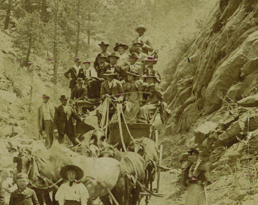 Boulder Canyon Stagecoach