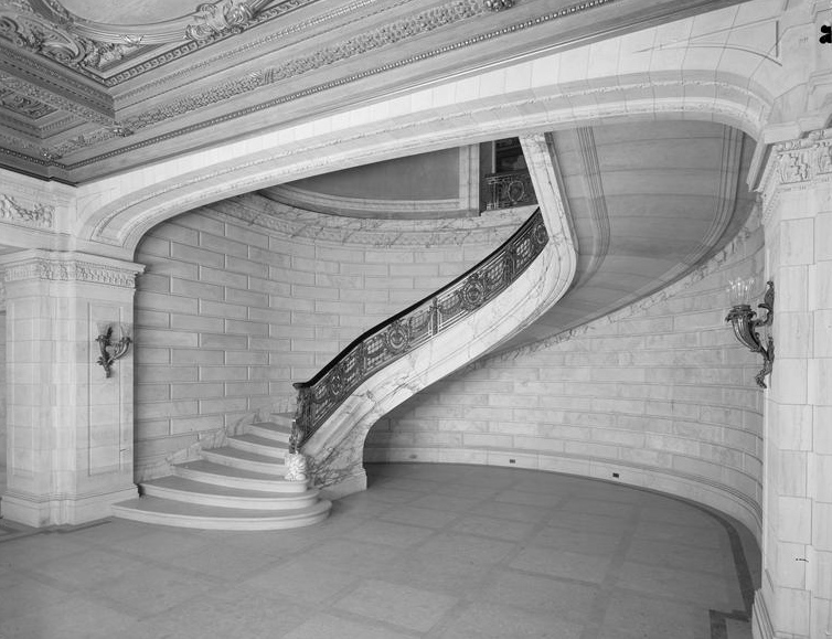 Grand Staircase - William A Clark House