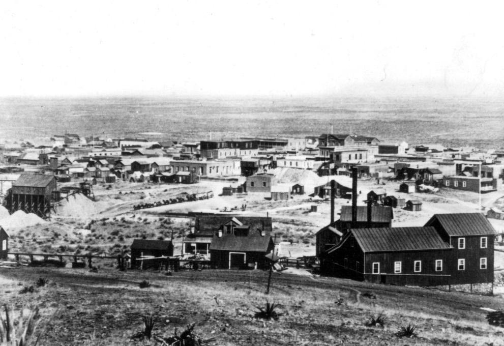 Tombstone, Arizona ca 1881