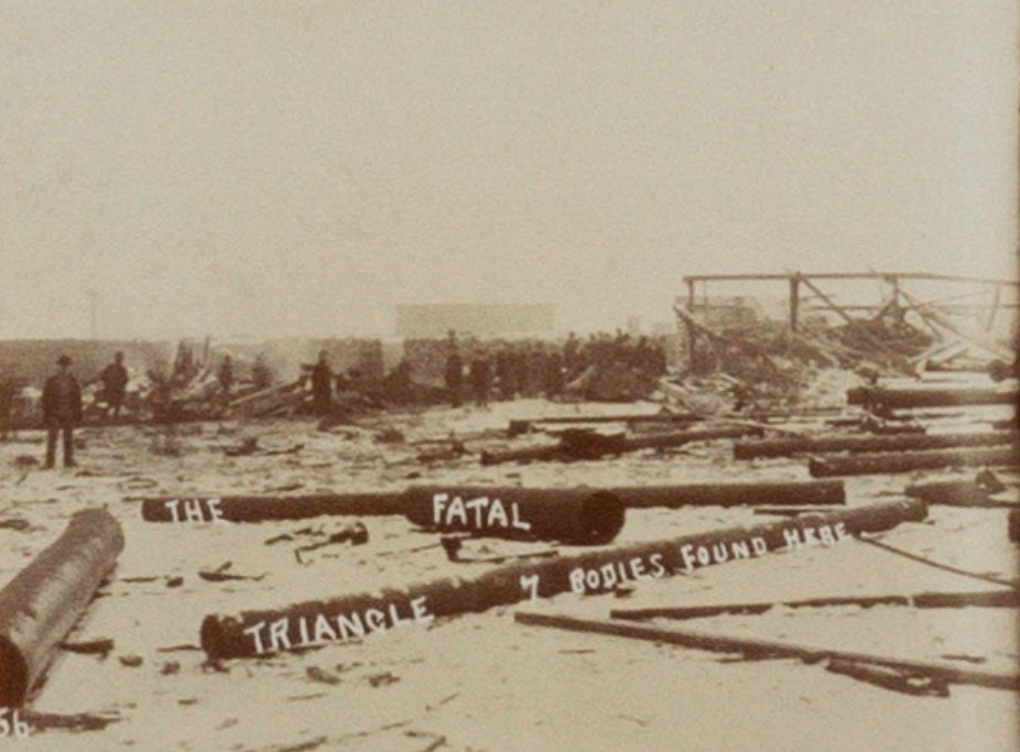 The Fatal Triangle Where Seven Bodies Were Found
