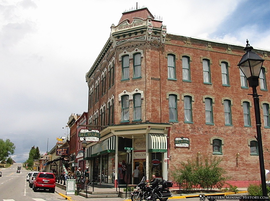 Delaware Hotel - Leadville, Colorado