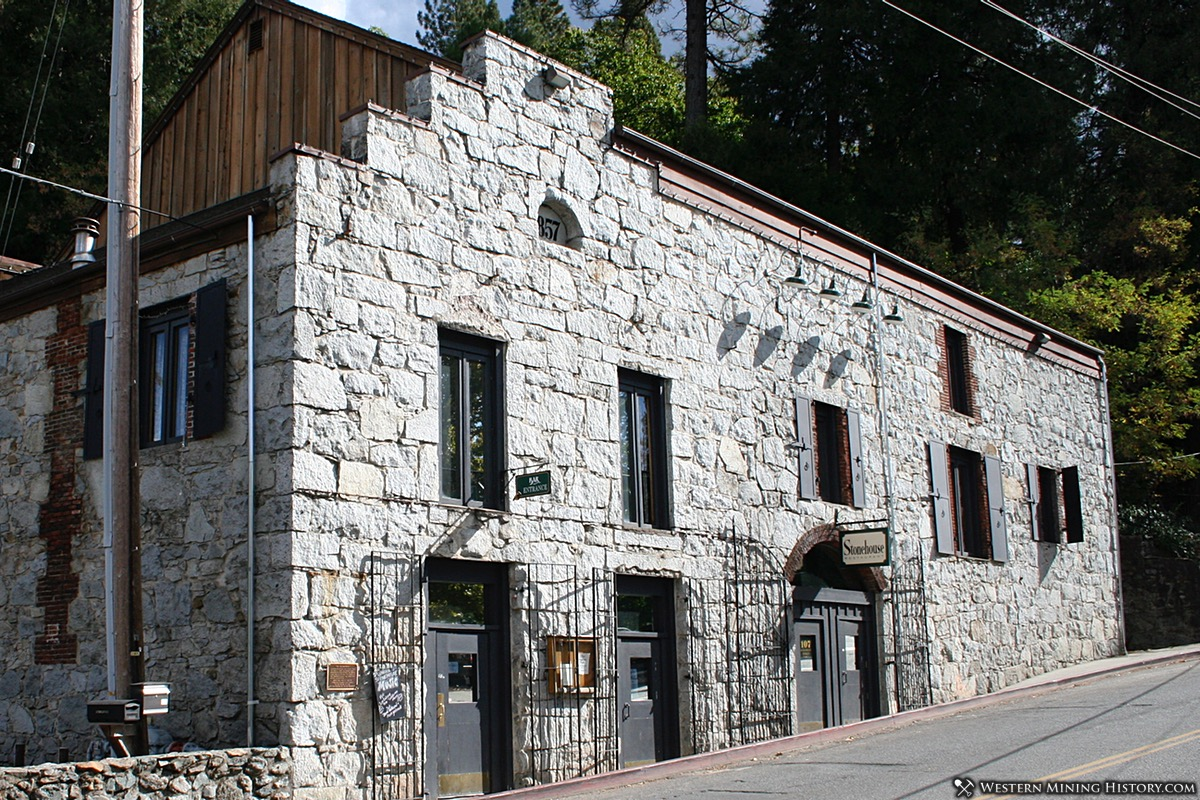 Nevada City, California