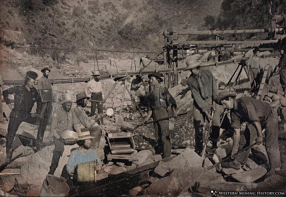 California Mining Towns