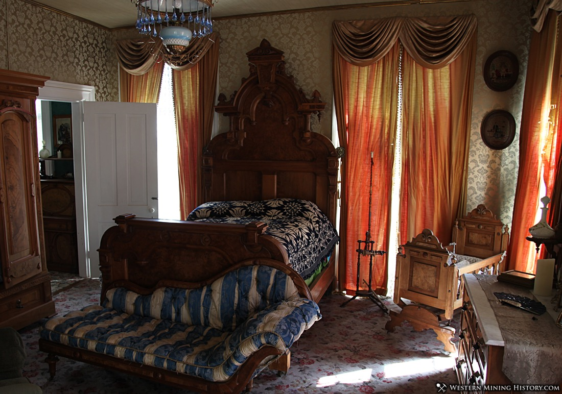 John Mackay's Bedroom
