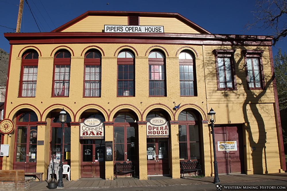 Piper's Opera House - Virginia City