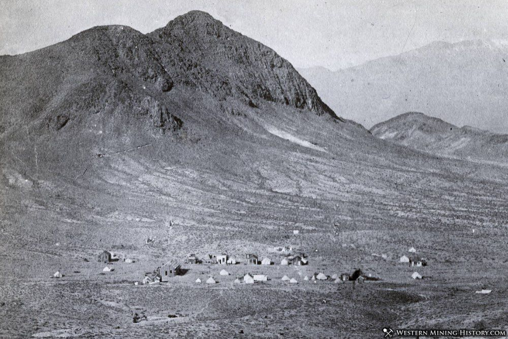 View of Tonopah, Nevada in 1901