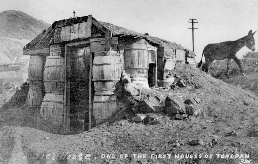 Tonopah barrel house