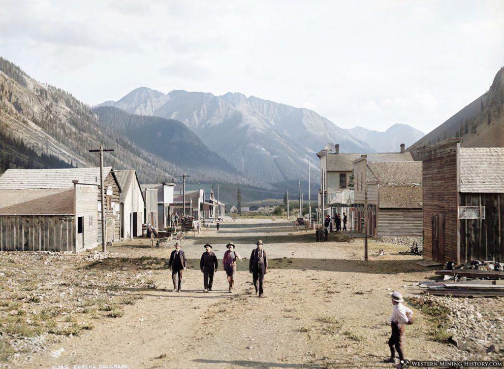Eureka, Colorado ca. 1900