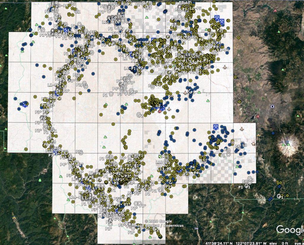 Siskiyou County California Mines