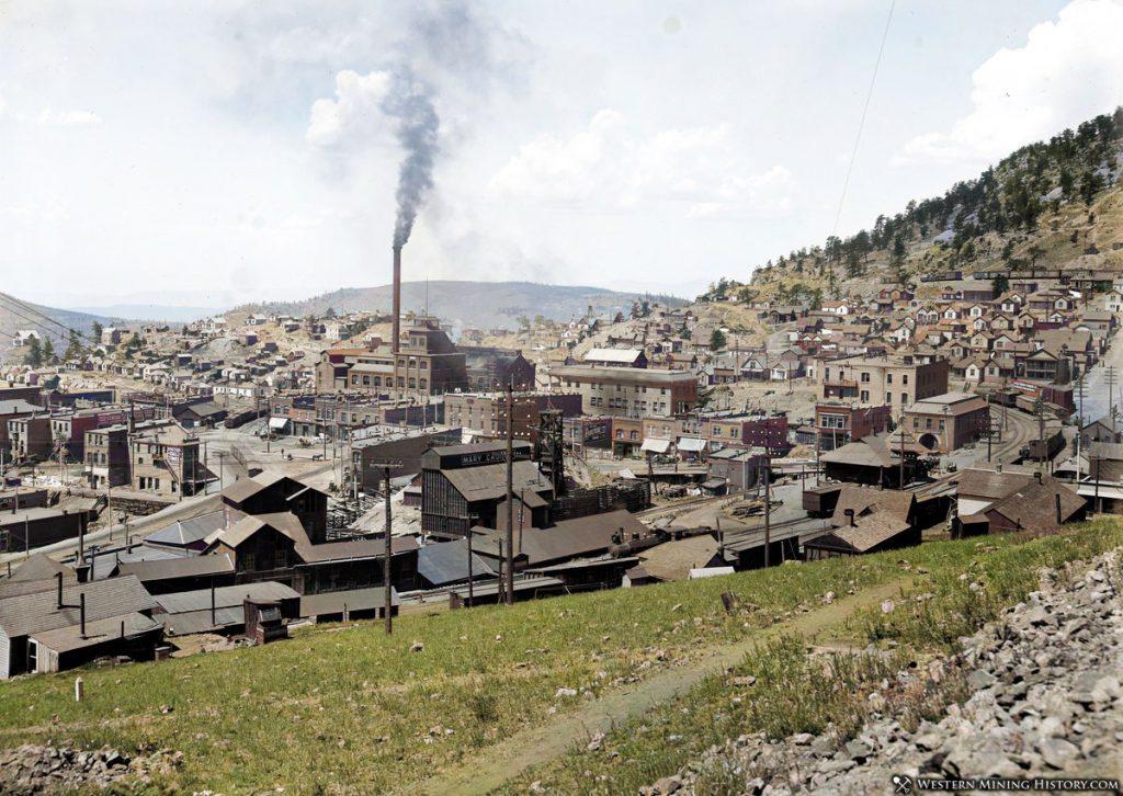 Victor, Colorado ca. 1900