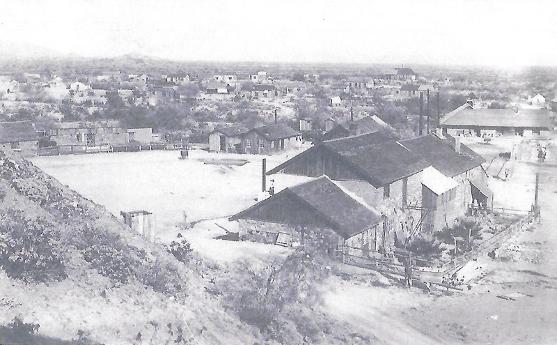 Vulture City, Arizona 1914